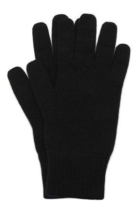 Мужские кашемировые перчатки CANOE темно-синего цвета, арт. 6916905 | Фото 1