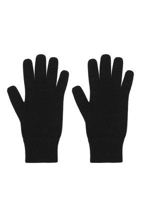 Мужские кашемировые перчатки CANOE темно-синего цвета, арт. 6916905 | Фото 2