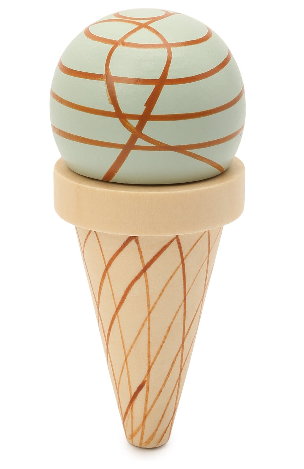Детского игрушечное мороженое KID`S CONCEPT белого цвета, арт. 1000269   Фото 6