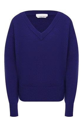 Женский кашемировый свитер BOSS светло-голубого цвета, арт. 50444484 | Фото 1