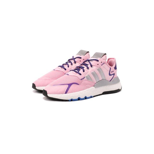 Комбинированные кроссовки Nite Jogger adidas Originals