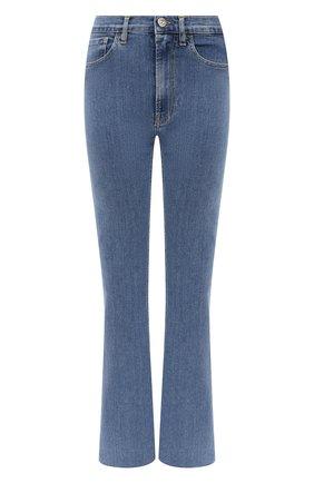 Женские джинсы 3X1 голубого цвета, арт. WX1121093/LIGHT BLUE | Фото 1