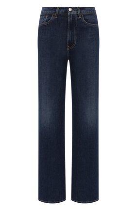 Женские джинсы 3X1 синего цвета, арт. WX1081095/BRIGHTST0NE | Фото 1
