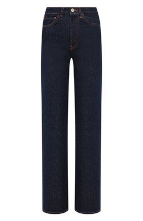 Женские джинсы 3X1 синего цвета, арт. WX1081079/RINSE | Фото 1