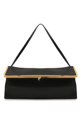 Женская сумка goji JIL SANDER черного цвета, арт. JSPS852500-WSB01045N | Фото 1