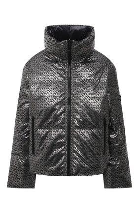 Женский пуховая куртка MICHAEL MICHAEL KORS черного цвета, арт. MH02JA3F9Z | Фото 1