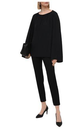 Женские комбинированные туфли dorothy MICHAEL MICHAEL KORS черного цвета, арт. 40F8D0MP5D | Фото 2