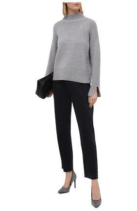 Женские текстильные туфли keke MICHAEL MICHAEL KORS черного цвета, арт. 40R1KEHP2D | Фото 2