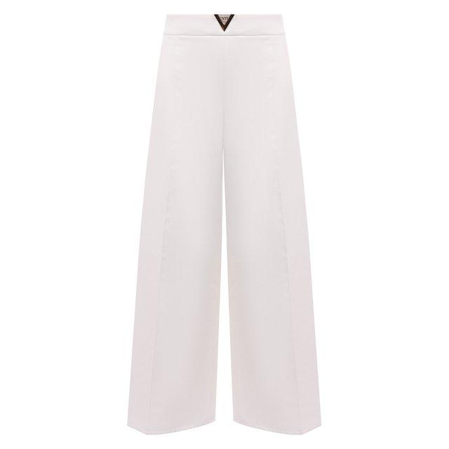 Хлопковые брюки Valentino