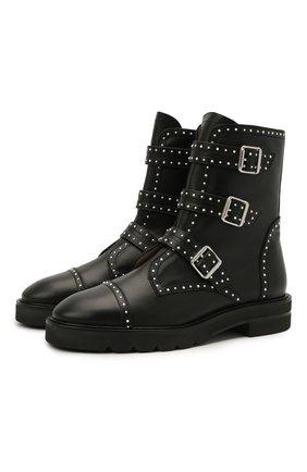 Кожаные ботинки Jesse | Фото №1