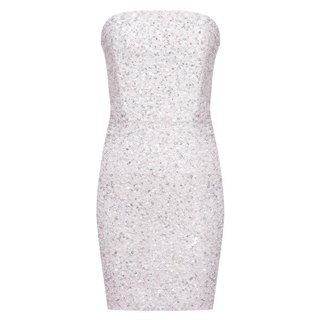 Платье с пайетками Retrofête