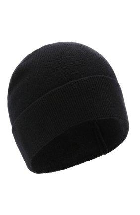 Мужская кашемировая шапка poland CANOE темно-синего цвета, арт. 4915305 | Фото 1