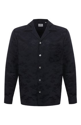 Мужская рубашка ASPESI темно-синего цвета, арт. S1 A CE53 G422 | Фото 1
