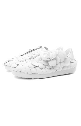 Кожаные кеды Atelier Shoe Valentino Garavani | Фото №1