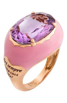Женские кольцо CASATO бесцветного цвета, арт. MX1129AME/BT-P-P509 | Фото 1