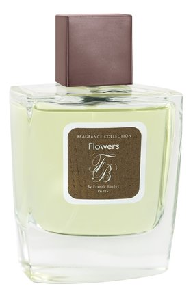 Парфюмерная вода flowers FRANCK BOCLET бесцветного цвета, арт. 3575070044621 | Фото 1