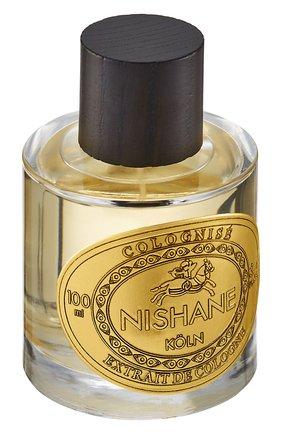 Одеколон safran colognise (100ml) NISHANE бесцветного цвета, арт. 8681008055203   Фото 1 (Ограничения доставки: flammable)