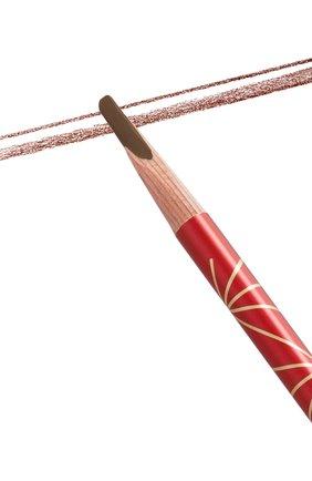 Женский карандаш для бровей hard formula, acorn SHU UEMURA бесцветного цвета, арт. 4935421744126 | Фото 2