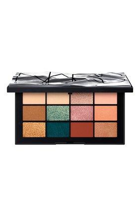 Палетка теней для век cool crush eyeshadow palette NARS бесцветного цвета, арт. 2603NS   Фото 1