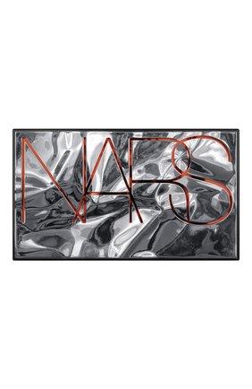 Палетка теней для век cool crush eyeshadow palette NARS бесцветного цвета, арт. 2603NS   Фото 2