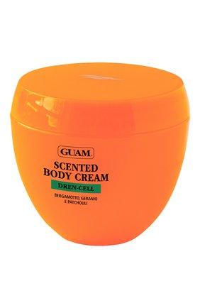 Крем для тела ароматический дренажный GUAM бесцветного цвета, арт. 8025021820613   Фото 1