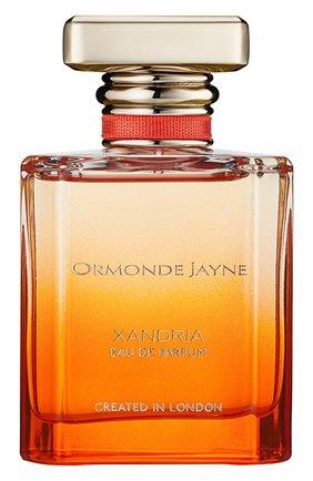 Парфюмерная вода xandria ORMONDE JAYNE бесцветного цвета, арт. 5060238284318 | Фото 1