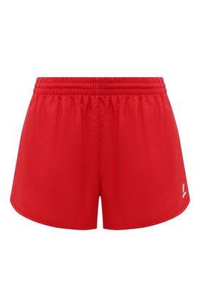 Женские шорты ADIDAS ORIGINALS красного цвета, арт. GN2886 | Фото 1
