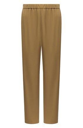 Женские брюки TELA хаки цвета, арт. 01 0153 14 0234 | Фото 1