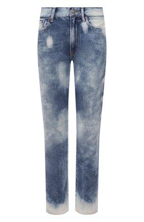 Женские джинсы POLO RALPH LAUREN синего цвета, арт. 211825838 | Фото 1