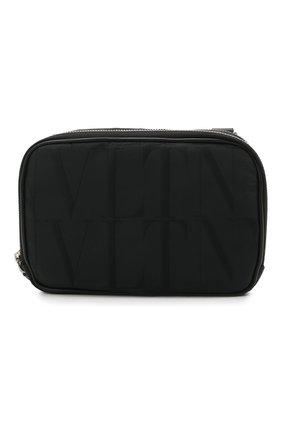 Мужская текстильная сумка vltn VALENTINO черного цвета, арт. VY2B0A41/ACF   Фото 1