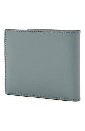 Мужской кожаное портмоне TOM FORD синего цвета, арт. Y0228P-LCL053 | Фото 2