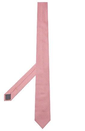 Мужской шелковый галстук ETON розового цвета, арт. A000 32920 | Фото 2