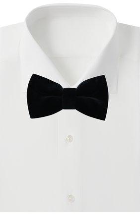 Мужской галстук-бабочка ETON темно-синего цвета, арт. A000 33012   Фото 2