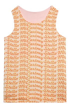 Детский топ STELLA MCCARTNEY розового цвета, арт. 602636/SQK54 | Фото 1