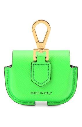Чехол для airpods TOM FORD зеленого цвета, арт. Y0304T-LCL143 | Фото 2