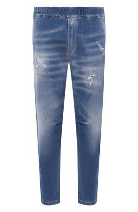 Мужские джинсы PREMIUM MOOD DENIM SUPERIOR синего цвета, арт. S21 0348457834/ALAN NEW | Фото 1