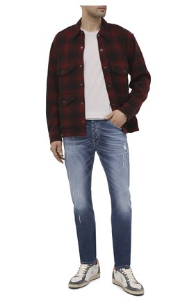 Мужские джинсы PREMIUM MOOD DENIM SUPERIOR синего цвета, арт. S21 0327521/BARRET | Фото 2