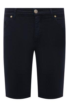 Мужские джинсовые шорты PREMIUM MOOD DENIM SUPERIOR темно-синего цвета, арт. S21 03527S620/BARRET/S | Фото 1