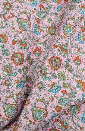 Мужской хлопковый платок ETON розового цвета, арт. A000 33034 | Фото 2
