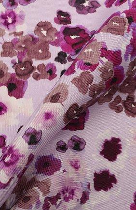 Мужской шелковый платок ETON сиреневого цвета, арт. A000 33030 | Фото 2