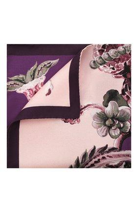 Мужской шелковый платок ETON розового цвета, арт. A000 32959 | Фото 1