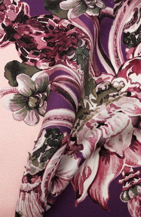 Мужской шелковый платок ETON розового цвета, арт. A000 32959 | Фото 2