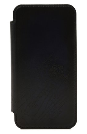 Чехол для iphone 12 pro max BERLUTI синего цвета, арт. X217010 | Фото 1