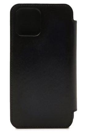 Чехол для iphone 12 pro max BERLUTI синего цвета, арт. X217010 | Фото 2