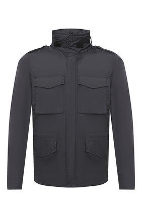 Мужская куртка ASPESI серого цвета, арт. S1 I I117 7954 | Фото 1