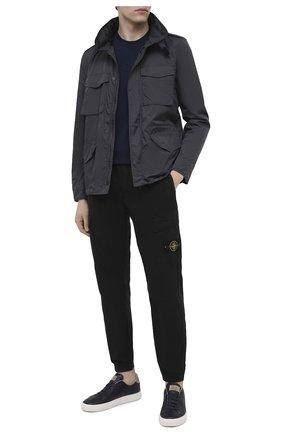 Мужская куртка ASPESI серого цвета, арт. S1 I I117 7954 | Фото 2