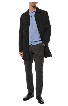 Мужские кожаные дерби H`D`S`N BARACCO черного цвета, арт. 71201.P.1* | Фото 2