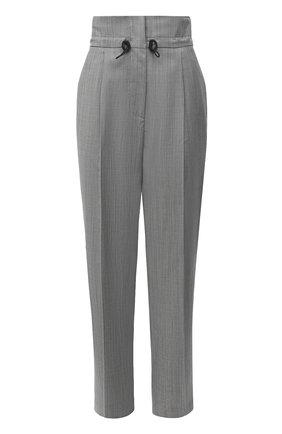 Женские шерстяные брюки TELA серого цвета, арт. 01 0159 14 8023 | Фото 1