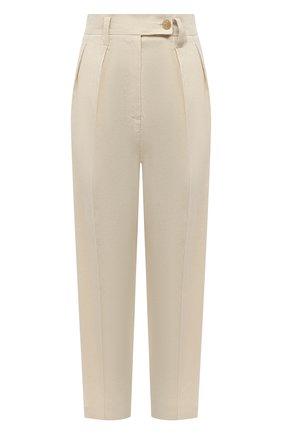 Женские брюки TELA бежевого цвета, арт. 01 9971 14 8019 | Фото 1