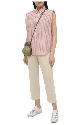 Женские брюки TELA бежевого цвета, арт. 01 9971 14 8019 | Фото 2